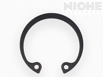 Housing Retaining Ring Bowed Internal 1-3/8 Spring Steel PH (75 Pieces)