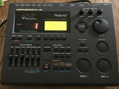 Roland TD-10 Expanded Electronic V Drum Module