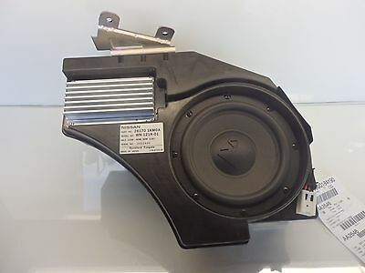 2012 Nissan Juke Radio Amplifier With Subwoofer 28170-1Km0A
