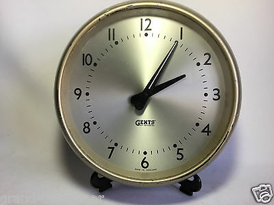 GENTS Of Leicester - Large Bakelite Slave Wall Clocks - 9 Available
