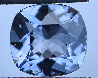 1.93 Cts Certified Natural Unheated Cushion Cut Ceylon Blue Spinel Gemstone