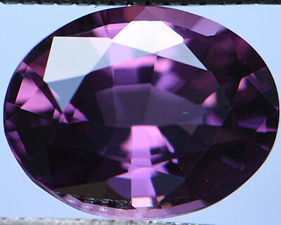 2.58 Cts Certified Natural Unheated Oval Cut Ceylon Pink Spinel Gemstone