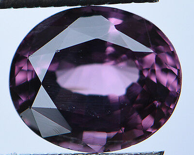 1.79 Cts Certified Natural Unheated Oval Cut Ceylon Pink Spinel Gemstone