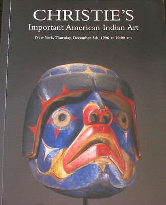 CHRISTIE'S Important American Indian Art – Bergstrom Collection Northwest Coast