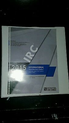 2015 international residential code with turbo tabs