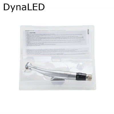 NSK DynaLED MG600LG Standard Head High Speed Handpiece & 2-hole Quick Coupler
