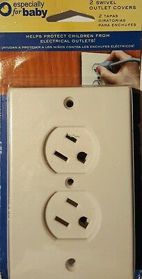 2 Swivel Outlet Covers Item# 26220