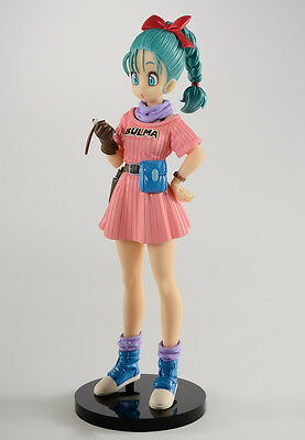 Dragon Ball Z Bulma Scultures 7 Figure Figura Nueva New. Pre-Order