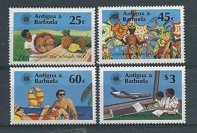 Antigua SG779-782 1983 Commonwealth Day Unhinged Mint