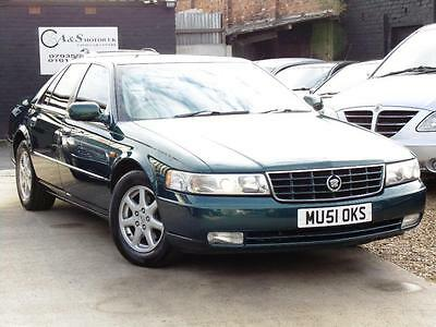 CADILLAC SEVILLE STS 4.6 V8  Automatic Petrol, 2001 (51)