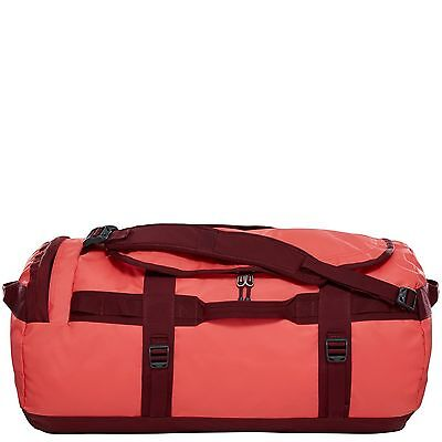 The North Face Reisetasche Base Camp Duffel M cayenne red/regal red
