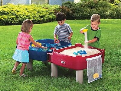 Little Tikes Deluxe Easy Store Sand & Water Table, water tables