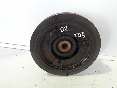 Land Rover Discovery 2 / Denfender Td5 Diesel Crank Pulley And Damper