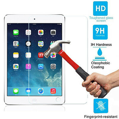 9H+ Premium Tempered Glass Film Screen Protector Film For Apple iPad / Mini /Pro