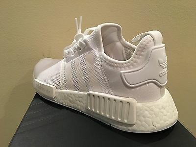 952744001185 Adidas NMD ALL WHITE 4 - 13 Super Superstar LX flux ultra boost black blue  red
