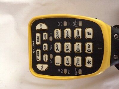 Fluke Networks TS44 Deluxe Test Butt Set with Bed of nail clips