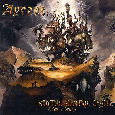 Ayreon - Into The Electric Castle (2CD - Standard Jewel Case - Reissue 2017)