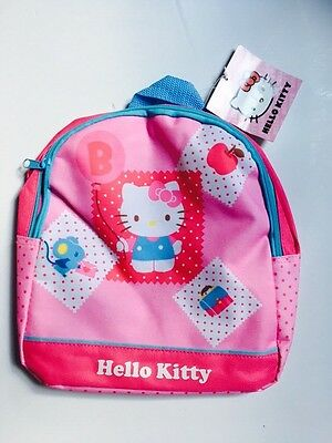 Sac À Dos HELLO KITTY Rose Fille Enfant