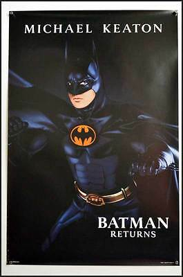 Batman Returns (1992) One Sheet Movie Poster