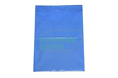 """5 10x13 Blue Color Designer Poly Mailer Shipping Self Seal Bags 10"""" x 13"""""""
