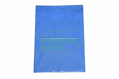 """750 10x13 Blue Color Designer Poly Mailer Shipping Self Seal Bags 10"""" x 13"""""""