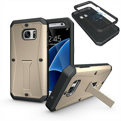 New Luxury 360° Shockproof Hard  Case Protective Cover For Samsung Galaxy S7 B20