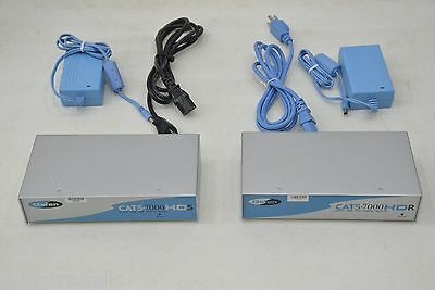 Gefen DVI 7000HD Extender Fiber Optic EXT-DVI-7000HD (F13)