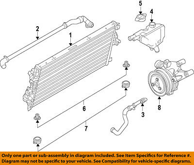 Ford Oem Mustang Radiator Coolantrecovery Tank Coolant Overflow. Ford Oemradiator Coolant Overflow Tank Recovery Bottle Bc3z8a080aa. Ford. 2000 Ford Mustang Radiator Overflow Tank Diagram At Scoala.co
