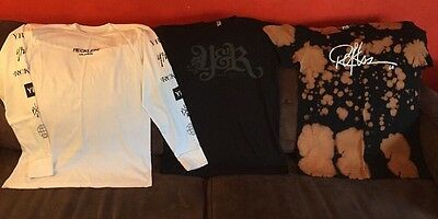Young And Reckless T Shirts Lot