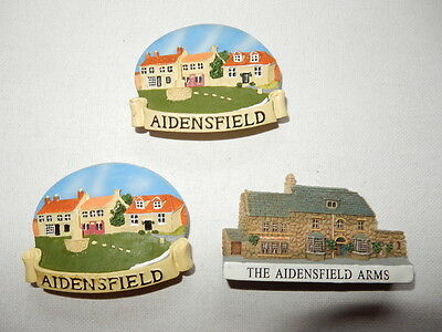 One Selected 3D Fridge Magnet from Heartbeat Aidensfield