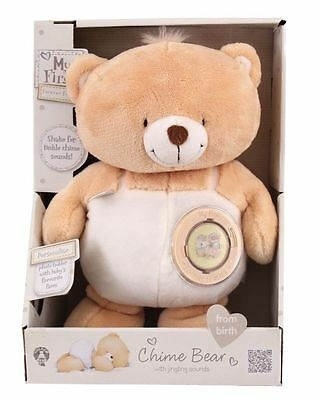 My First Forever Friends - Chime Bear - Natural - 1944 - New