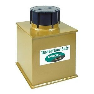 ChubbSafe D2L Underfloor Safe| Insurance Rating-€15,000 |Price Discounted by 15%