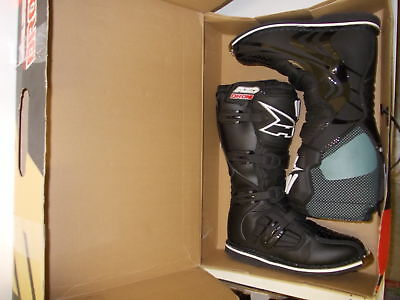 AXO Drone Boots, Black, Size 8