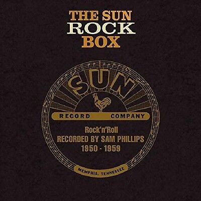 The Sun Rock Box - VARIOUS [8x CD]