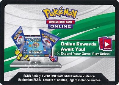 20 x Pokemon XY Evolutions TCG Online Codes (emailed within 24 hours!)
