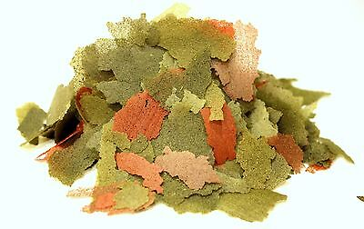 MALAWI multi-ingredient flakes for Malawi cichlids of the mbuna group