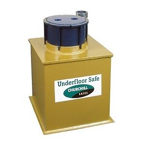 ChubbSafe D4L Underfloor Safe| Insurance Rating-€15,000 |Price Discounted by 15%