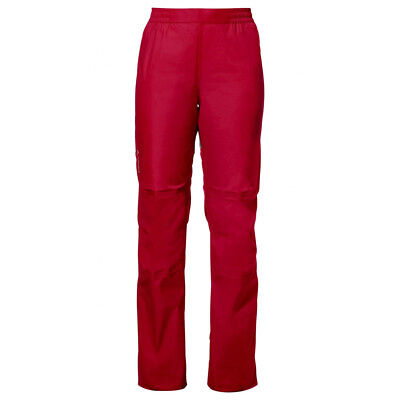 VAUDE Drop II Pant Women indian red 2018 Fahrradhose rot