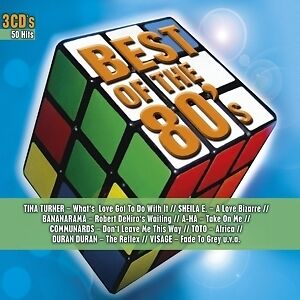 Best Of The 80s - VARIOUS [3x CD]