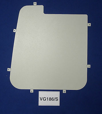 Van Guard Tailored Fit Rear Window Security Blank for Vauxhall Combo (01-12)