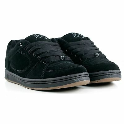Es Footwear Accel Og Re-Issue Black Skateboard Shoes Penny Koston All Sizes New