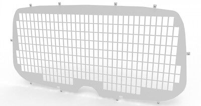 Van Guard Tailored Fit Tailgate Coated Steel Security Grille for Hyundai iLoad