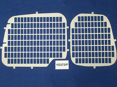 Van Guard Tailored Fit Rear Window Security Grille for Renault Master (2010 on)