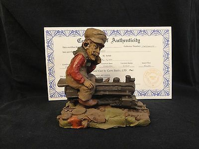 Tom Clark, Chief, #34, 1986, 5 3/4 inches tall