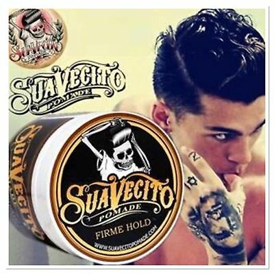 Suavecito Pomade Original Hold 4 oz Strong Firme Hair gel 113g UK SELLER*****