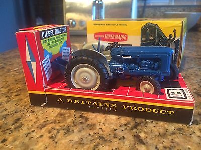 Britains Farm 9525 New Performance Fordson Super Major Very Rare!!