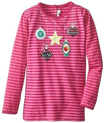 JoJo Maman Bebe Baby Girls' Bauble Top / 12 - 18 Months