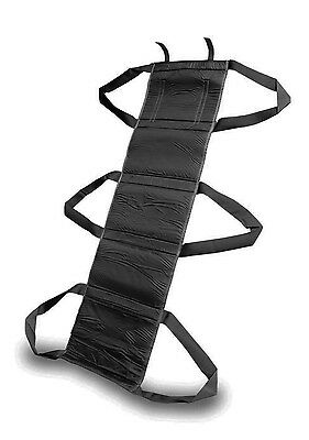 Conterra Patrol Xf Roll-Up Stretcher - Black (50-0085)