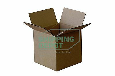 1 8X6X4 CARDBOARD Shipping Mailing Moving Packing Corrugated Boxes
