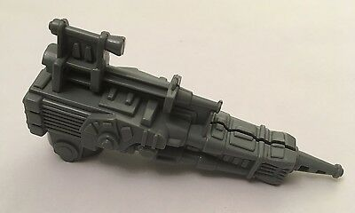 Vintage Star Wars Darth Vaders Star Destroyer Front Gun Original Spare Part